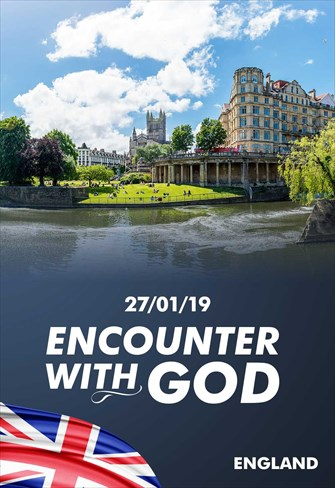 Encounter with God - 27/01/19 - England
