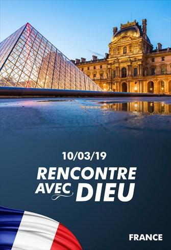Rencontre avec Dieu - 10/03/19 - France