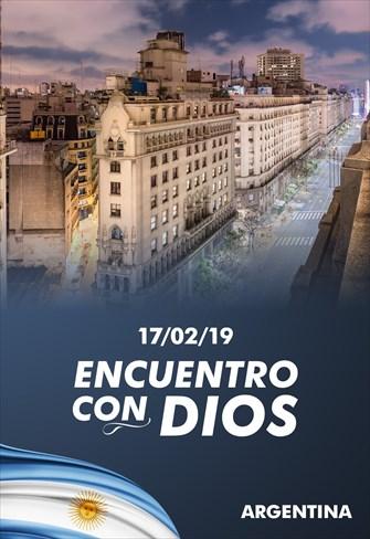 Encuentro con Dios 17/02/19 - Argentina