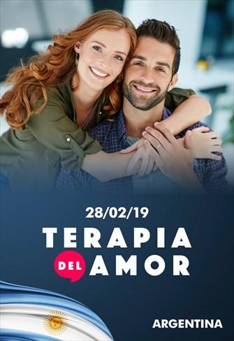 Terapia del Amor - 28/02/19 - Argentina