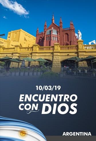 Encuentro con Dios - 10/03/19  - Argentina