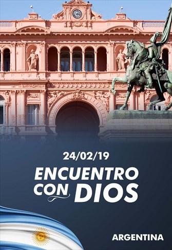 Encuentro con Dios - 24/02/19 - Argentina