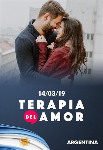 Terapia del Amor - 14/03/19 -Argentina