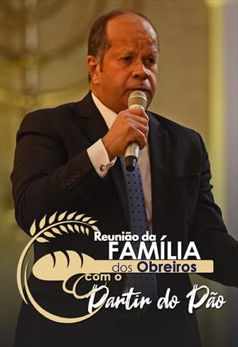 Reunião para família dos obreiros - 24/03/19