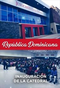 Inauguración de la primera catedral en República Dominicana