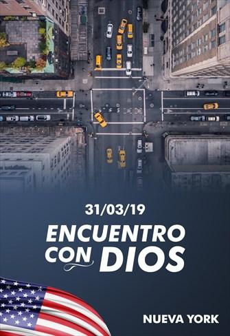 Encuentro con Dios - 31/03/19 - Nueva York