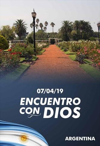 Encuentro con Dios - 07/04/19 - Argentina