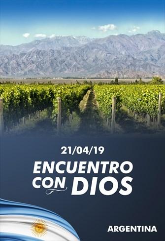 Encuentro con Dios - 21/04/19 - Argentina