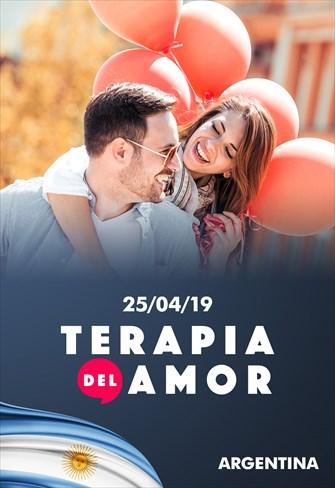 Terapia del Amor - 25/04/19 - Argentina