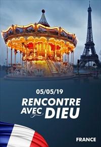 Rencontre avec Dieu - 05/05/19 - France