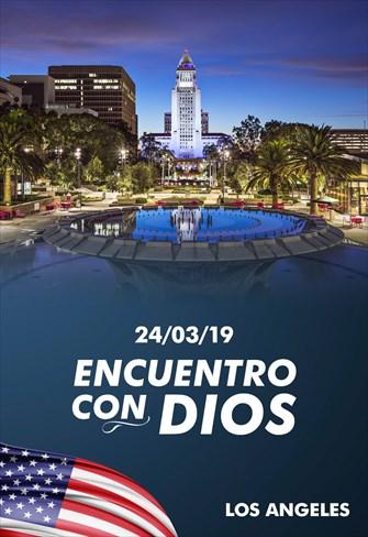 Encuentro con Dios - 24/03/19 - Los Angeles
