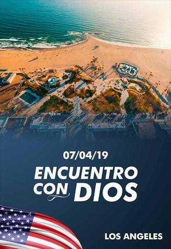 Encuentro con Dios - 07/04/19 - Los Angeles