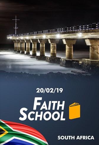 Faith School - 20/02/19 - South Africa