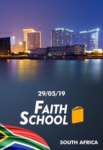 Faith School - 29/05/19 - South Africa