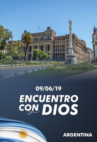 Encuentro con Dios - 09/06/19 - Argentina
