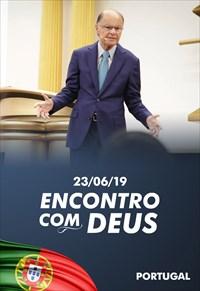 Encontro com Deus - 23/06/19 - Portugal