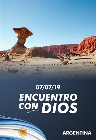 Encuentro con Dios - 07/07/19 - Argentina