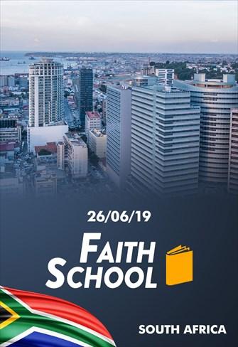 Faith School - 26/06/19 - South Africa