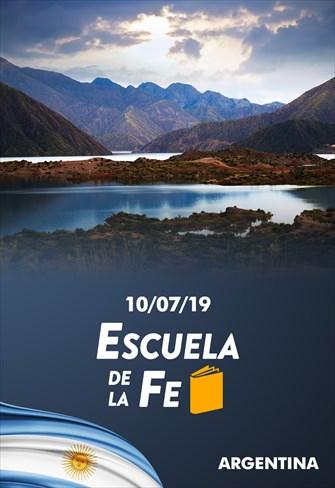 Escuela de la Fe - 10/07/19 - Argentina