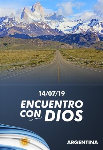 Encuentro con Dios - 14/07/19 - Argentina