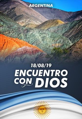 Encuentro con Dios - 18/08/19 - Argentina