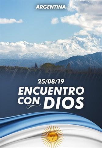 Encuentro con Dios - 25/08/19 - Argentina