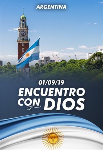 Encuentro con Dios - 01/09/19 - Argentina