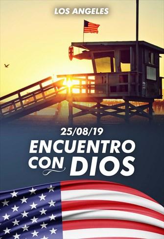 Encuentro con Dios - 25/08/19 - Los Angeles