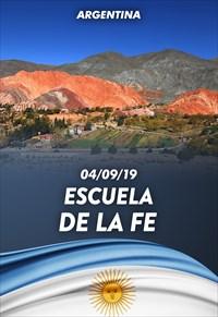 Escuela de la Fe - 04/09/19 - Argentina