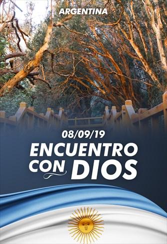 Encuentro con Dios - 08/09/19 - Argentina