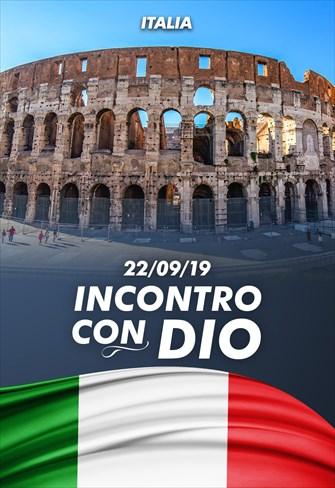 Incontro con Dio - 22/09/19 - Italia