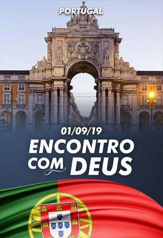 Encontro com Deus - 01/09/19 - Portugal