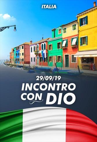 Incontro con Dio - 29/09/19 - Italia
