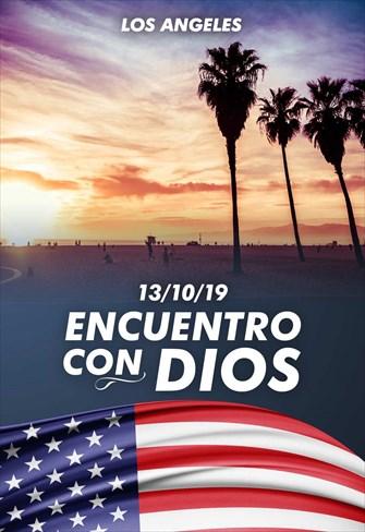 Encuentro con Dios - 13/10/19 - Los Angeles