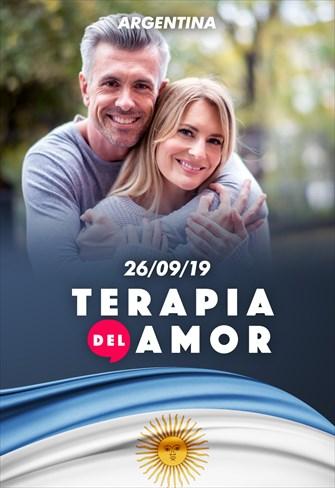 Terapia del Amor 26/09/19 - Argentina