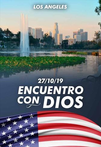 Encuentro con Dios - 27/10/19 - Los Angeles