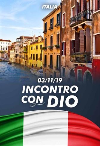 Incontro con Dio - 03/11/19 - Italia