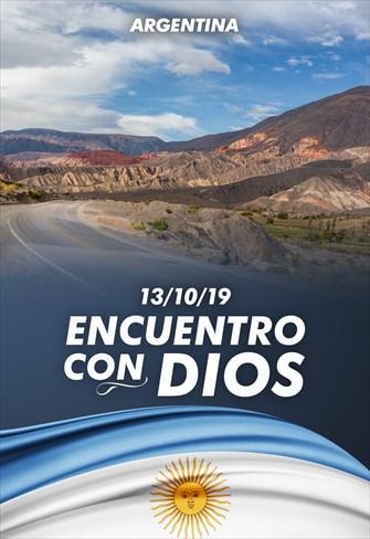 Encuentro con Dios - 13/10/19 - Argentina