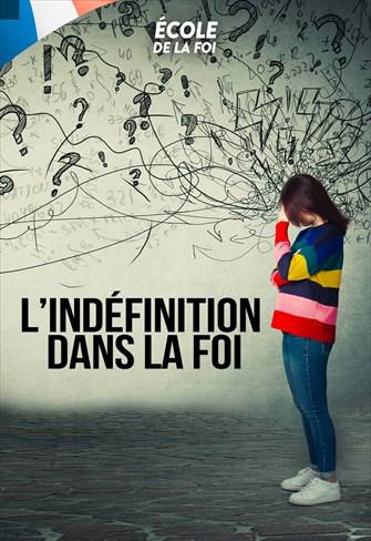 École de la foi - 06/11/19 - France