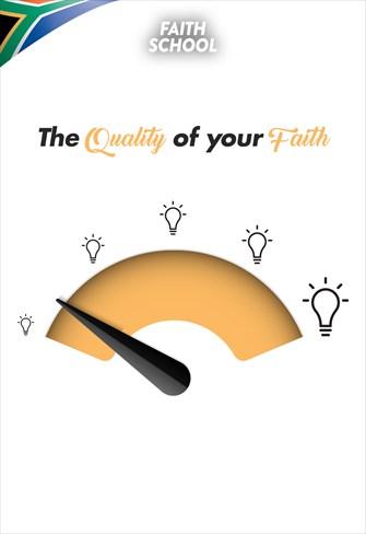 Faith School - 02/10/19 - South Africa
