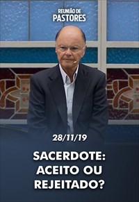 Reunião de Bispos e Pastores com o Bispo Macedo - 28/11/19