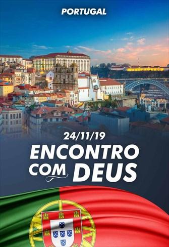 Encontro com Deus - 24/11/19 - Portugal