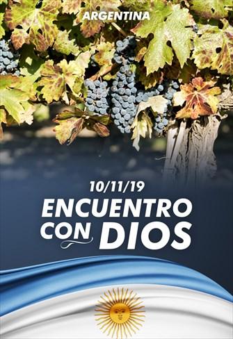 Encuentro con Dios - 10/11/19 -  Argentina