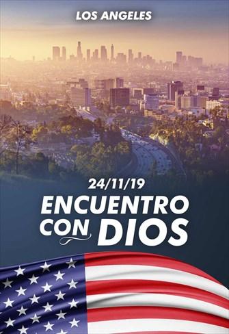 Encuentro con Dios - 24/11/19 - Los Angeles