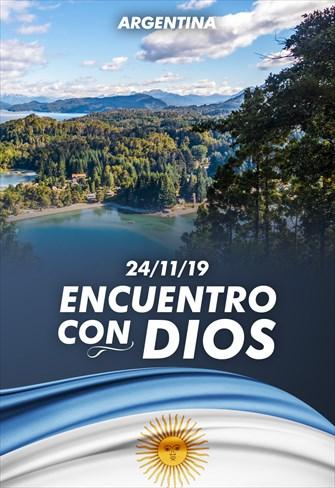 Encuentro con Dios - 24/11/19 - Argentina