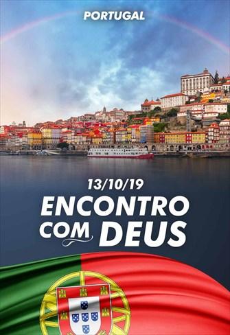 Encontro com Deus - 13/10/19 - Portugal