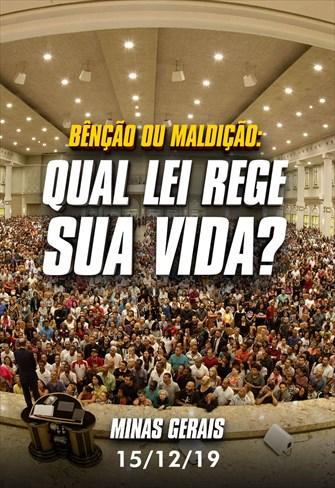 Bispo Macedo direto de Belo Horizonte - 15/12/19