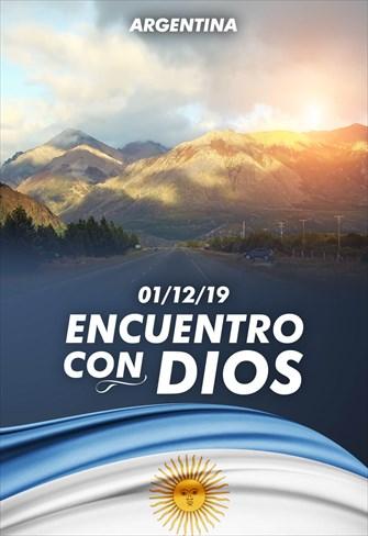 Encuentro con Dios - 01/12/19 - Argentina