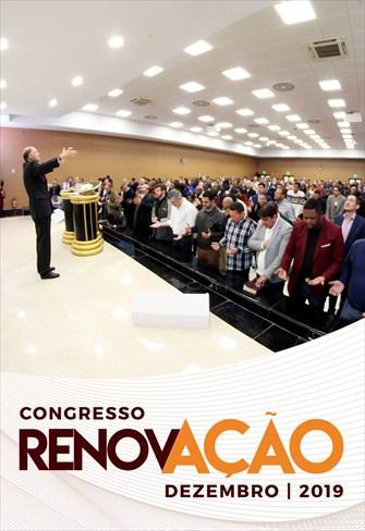 Congresso Renovação com o Bispo Macedo direto de Portugal - 21/12/19