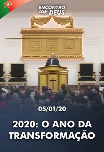 2020: O ano da transformação - Bispo Macedo - Portugal - 05/01/20